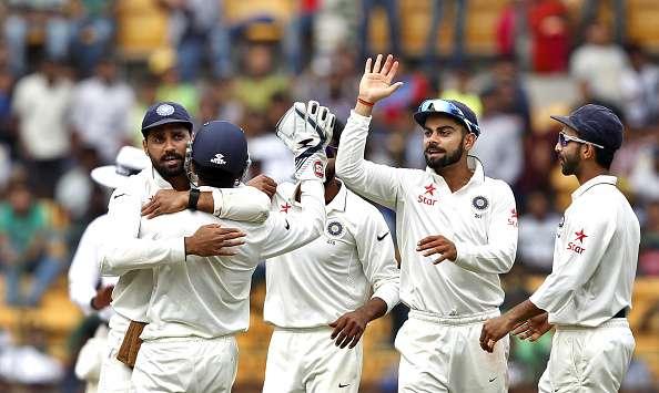 ভারত বনাম ইংল্যান্ড ২০১৬: রাজকোট টেস্টে ভারতের সম্ভাব্য প্রথম একাদশ 1
