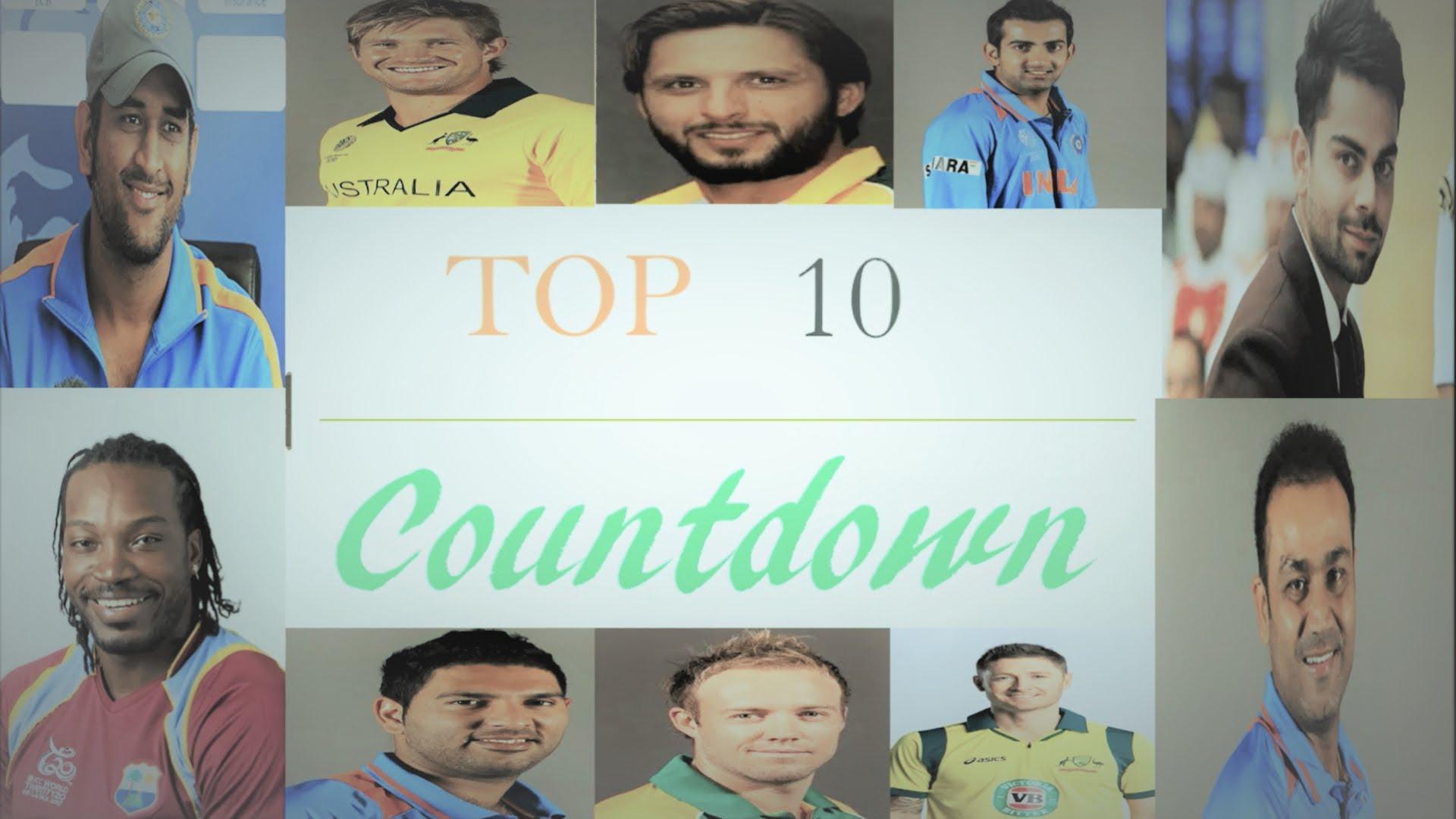বিশ্বের ১০ ধনীতম ক্রিকেটারের তালিকা 1