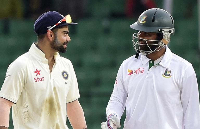 হায়দরাবাদেই হবে ভারত-বাংলাদেশ টেস্ট 5
