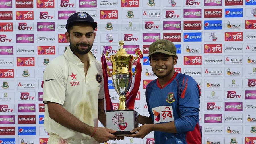 বাংলাদেশের বিরুদ্ধে একমাত্র টেস্টের জন্য ঘোষিত হল ভারতের প্রাথমিক দল 6