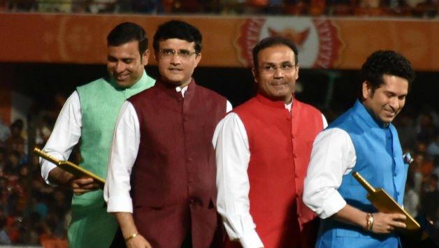 আইপিএলে উদ্বোধনে সম্মানিত করা হল কিংবদন্তী ক্রিকেটারদের, অনুষ্ঠানে রইল না রাহুল দ্রাবিড় 2