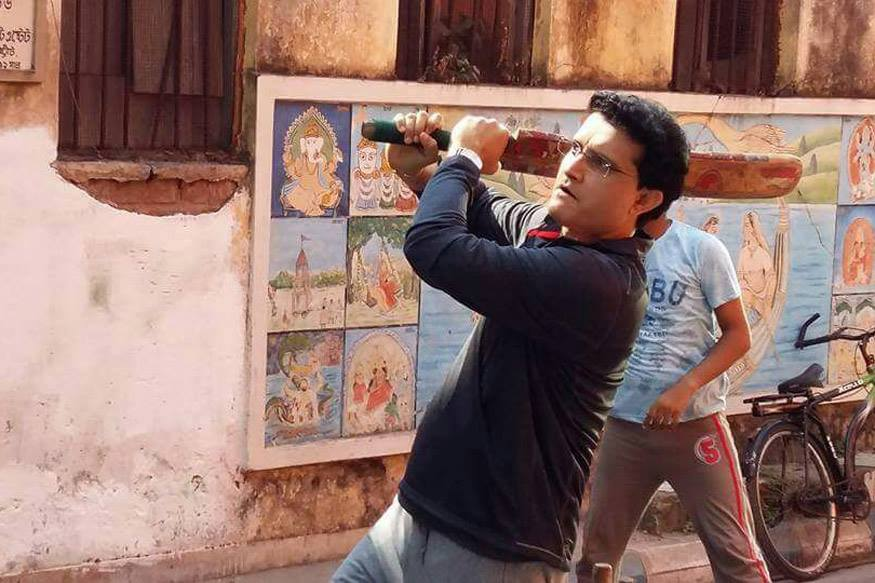 ভিডিও'তে দেখুন: ফের ব্যাট হাতে মহারাজের 'বাপি বাড়ি যা'! 7