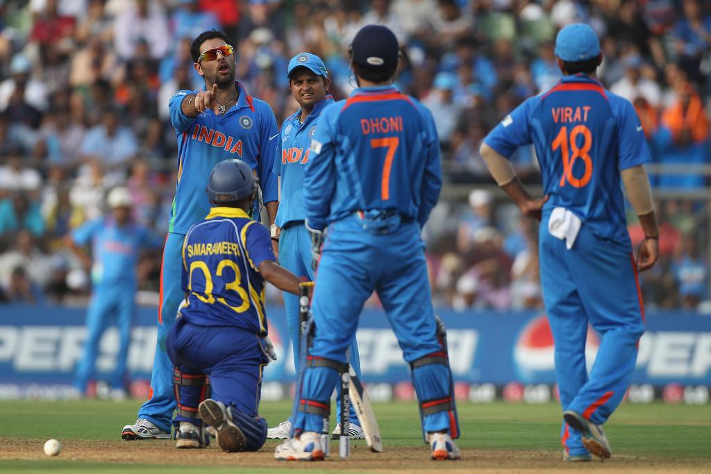 নজরে ২০১৯ বিশ্বকাপ: দেখে নেওয়া যাক কোন চার ভারতীয় ক্রিকেটারকে এই মেগা-ইভেন্টে নাও দেখা যেতে পারে 1