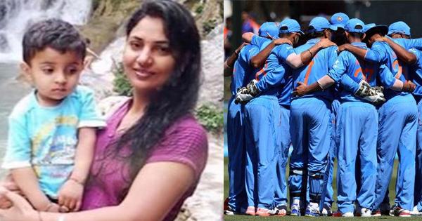 এই নারীকে পাশে না পেলে কখনোই ভারতীয় দলের হয়ে খেলা হতো না দেশ সেরা ক্রিকেটারের 1