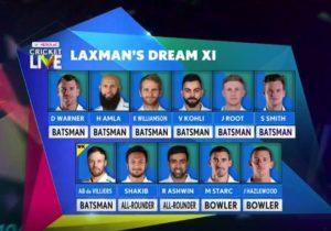 ভারত বনাম শ্রীলঙ্কা ২০১৭ : বর্তমান ক্রিকেটারদের নিয়ে লক্ষণ বাছলেন  স্বপ্নের  টেস্ট ক্রিকেট একাদশ 5
