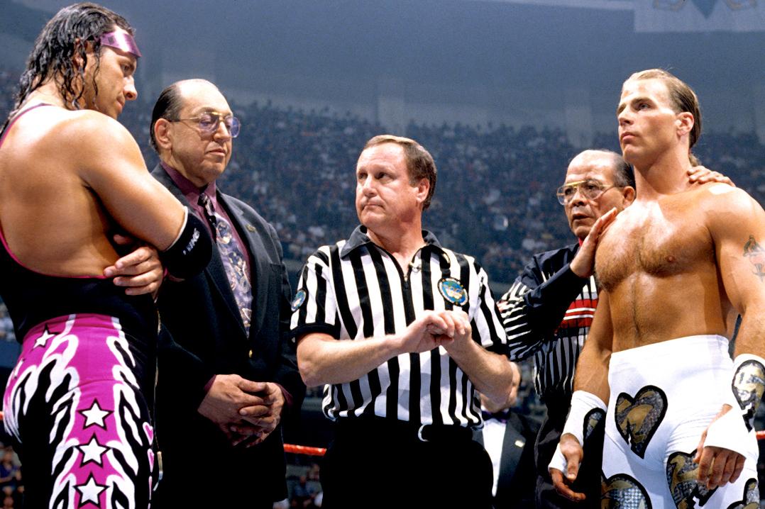 অর্থ আর সুন্দরী মহিলাদের টানে রেসলিংয়ে এসেছিলেন WWE লেজেন্ড ব্রেট হার্ট 2