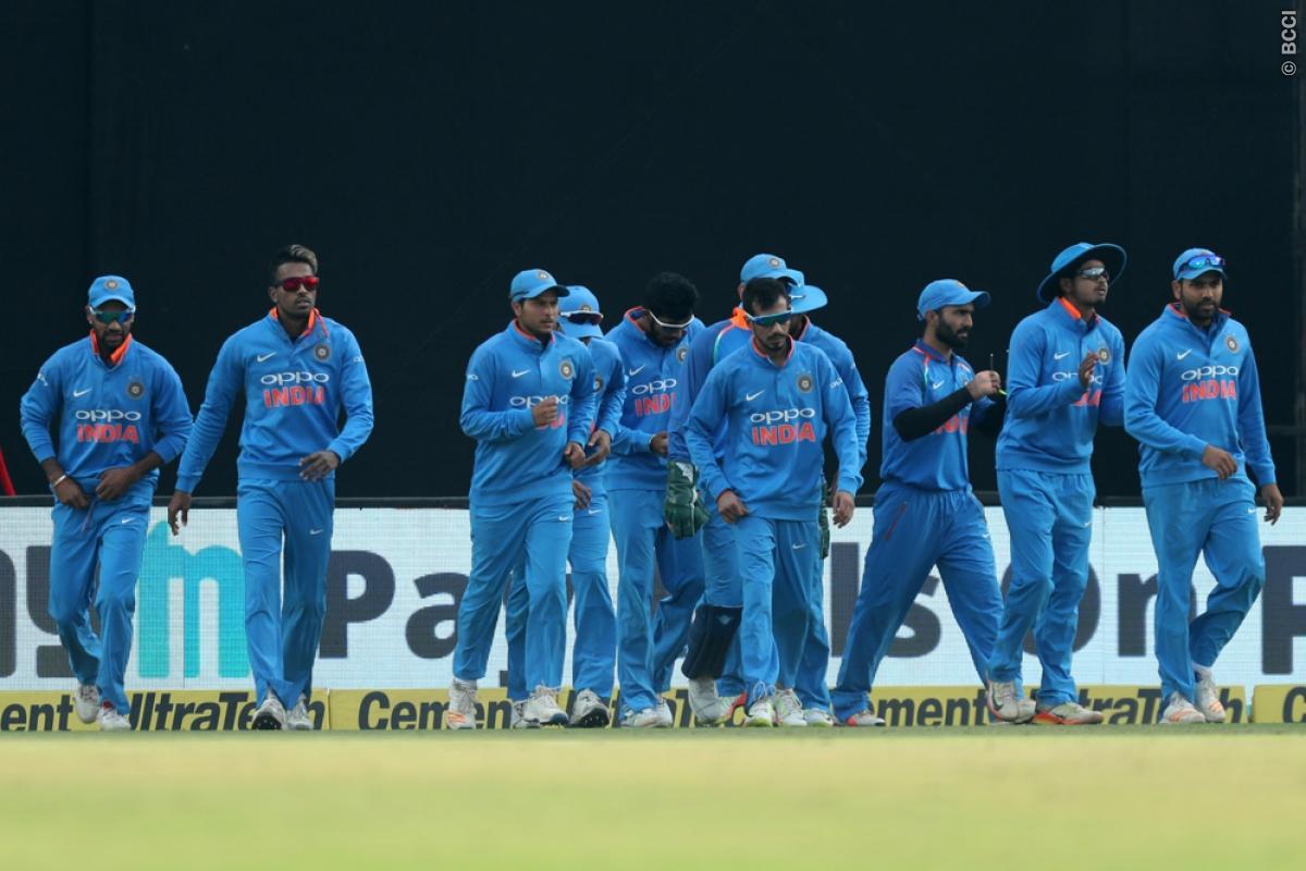 ভারত বনাম শ্রীলঙ্কা, প্রথম টি২০ : ভারতের একাদশ 1
