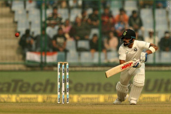 চতুর্থ ভারতীয় হিসেবে দ্রুততম ৫০০০ টেস্ট রানের মালিক বিরাট