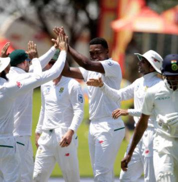 ভারত বনাম দক্ষিণ আফ্রিকা ২০১৮; দ্বিতীয় টেস্ট: শেষ পাঁচদিন আমাদের কঠোর পরিশ্রম করতে হয়েছে : ফাফ দু'প্লেসি