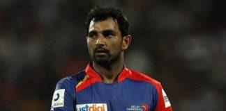 আইপিএল ২০১৮: দিল্লির হয়ে ব্যর্থ শামী, সংকটে ক্রিকেট জীবন