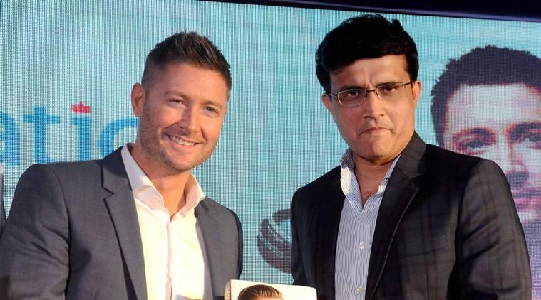 ভারতীয় ক্রিকেট দলের ভয়ডরহীন মনোভাব আমদানি করেছেন সৌরভ গাঙ্গুলী : মাইকেল ক্লার্ক 2