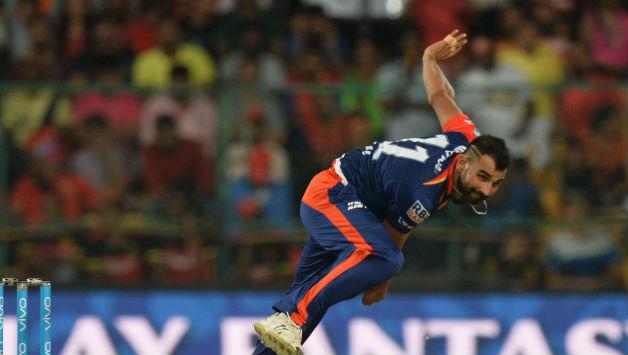 আইপিএল ২০১৮: দিল্লির হয়ে ব্যর্থ শামী, সংকটে ক্রিকেট জীবন 1