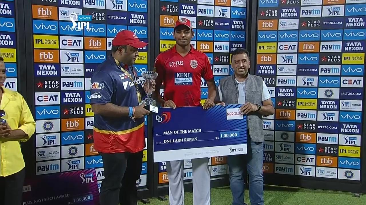 আইপিএল ২০১৮: দিল্লি বনাম কিংস ইলেভেন পাঞ্জাব, ম্যাচ শেষে কার কি বক্তব্য জেনে নিন 3