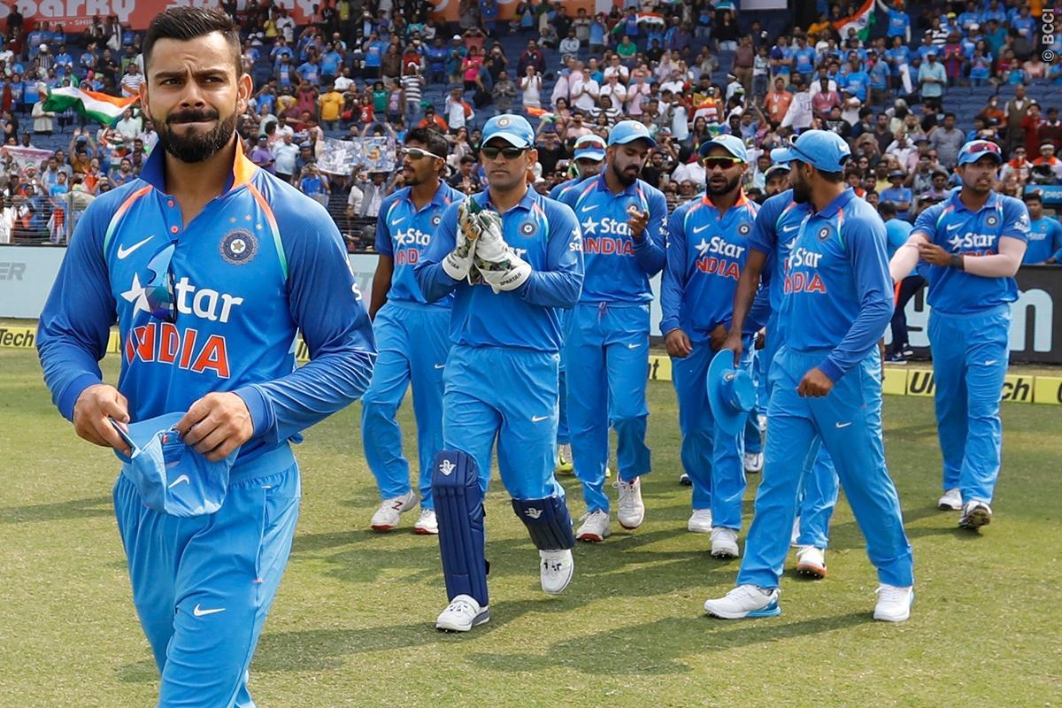 টেস্টে নাম্বার ওয়ান ভারতীয় দলকে যদি টি২০তে নাম্বার ওয়ান হতে হয় তাহলে জিততে হবে এতগুলো ম্যাচ 1