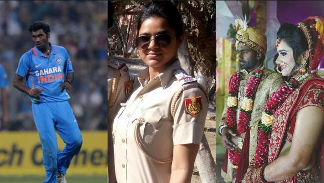 ভারতের একমাত্র ক্রিকেটার, যিনি পুলিশ ইনস্পেকটর মেয়ের প্রেমে পড়ে তাকেই বিয়ে করে নেন 1