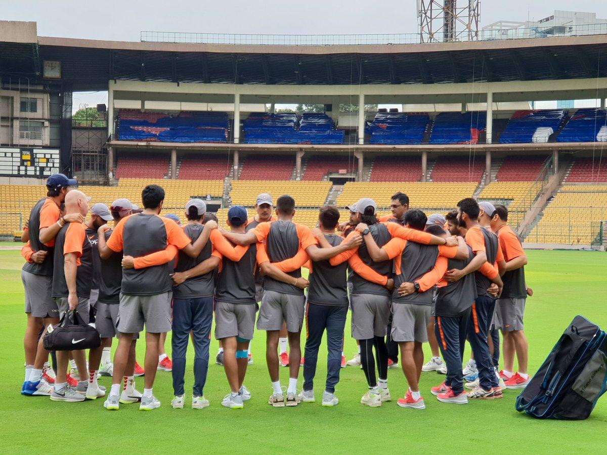 আফগানিস্থানের বিরুদ্ধে একমাত্র টেস্টের জন্য প্রস্তুতি শুরু করল ভারত,মিডিয়ায় সামনে এল ছবি 2