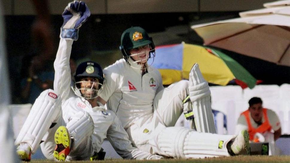 রিপোর্টস: ইংল্যান্ডের বিরুদ্ধে টেস্ট সিরিজ থেকে ছিটকে গেলেন এই ভারতীয় প্লেয়ার, চোটের কারণে করতে হল প্লাস্টার 1