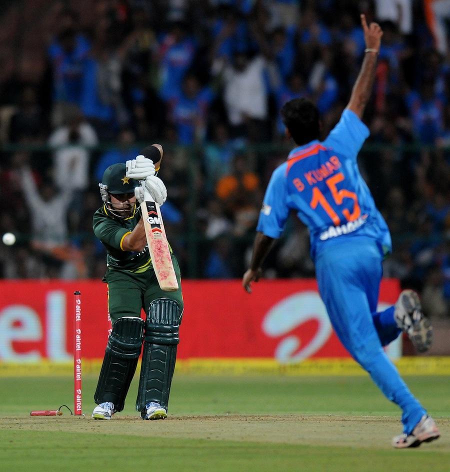 ভারতের একমাত্র বোলার, যিনি তিন ফর্ম্যাটেই ক্লীন বোল্ড করে পেয়েছেন নিজের প্রথম উইকেট, আজও তিনি ভারতীয় দলের সদস্য 2