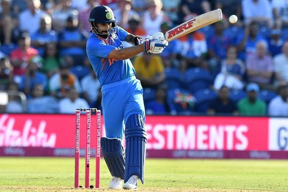 ৫ জন ভারতীয় ক্রিকেটার যারা রোহিত-ধবন জুটির চেয়েও ভালো ওপেনিং করতে পারে 6