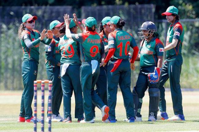 শূণ্য রানে ছয় উইকেট তুলে নিলো বাংলাদেশ মহিলা দল 3