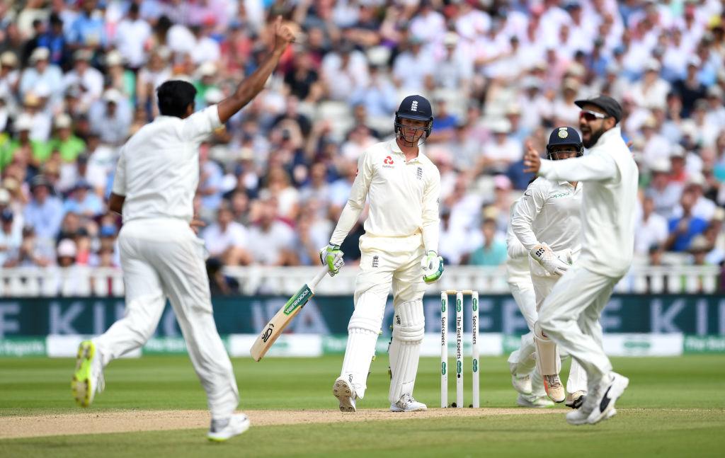 ভারত বনাম ইংল্যান্ড: তৃতীয় দিন, ইংল্যান্ডের দ্বিতীয় ইনিংস সমাপ্ত, ভারত জয়ের জন্য পেল ১৯৪ রানের লক্ষ্য 1