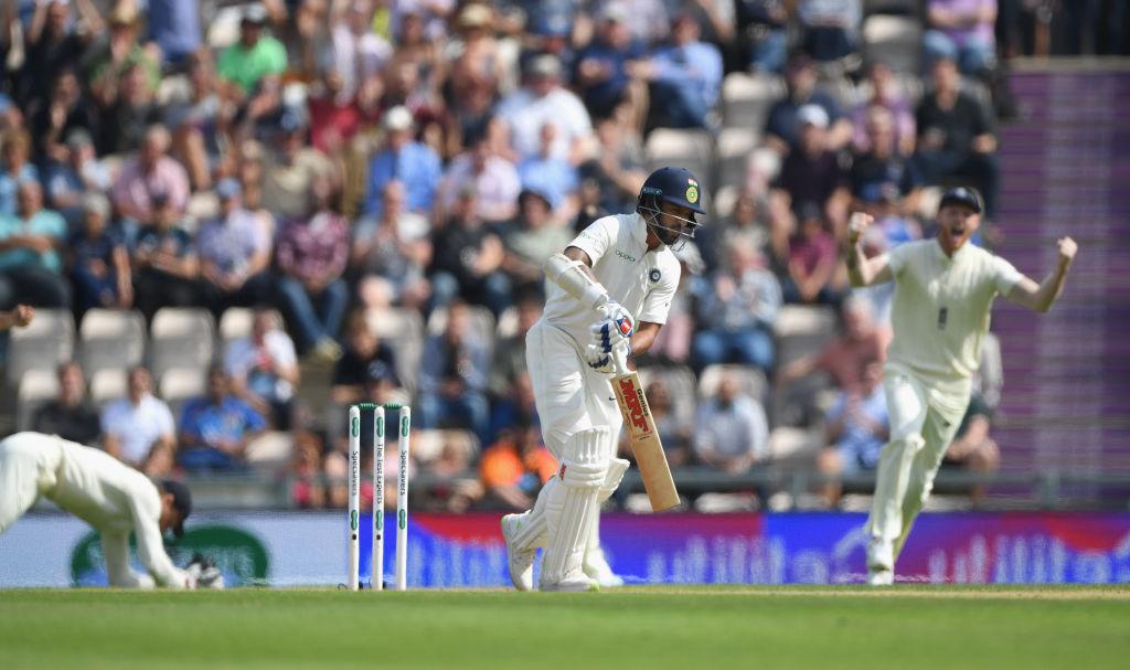 ভারত বনাম ইংল্যান্ড: দ্বিতীয় দিন লাঞ্চ পর্যন্ত ব্যাকফুটে ইংল্যান্ড, ২ উইকেট হারিয়ে ভারতের নামে ১০০ রান 2