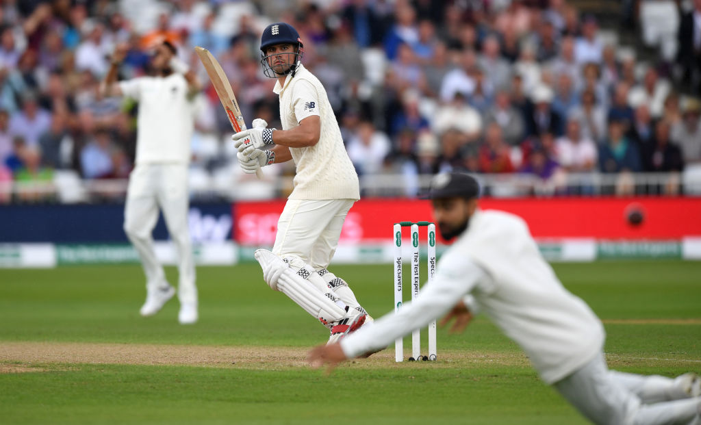 ভারত বনাম ইংল্যান্ড, ত্রিতীয় টেস্ট: ভারতীয় জোরে বোলারদের সামনে টিকতে পারলনা ইংলিশ ব্যাটসম্যানেরা, ১৬৮ রানে লীড পেল 1