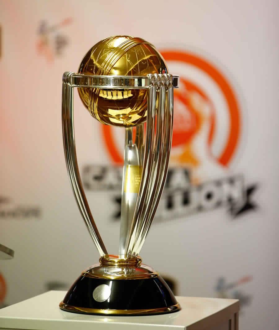 আইসিসি ২০১৯ বিশ্বকাপঃ দুবাই থেকে শুরু হচ্ছে বিশ্বকাপ ট্রফির প্রদর্শনী যাত্রা, আসছে ভারতেও 2