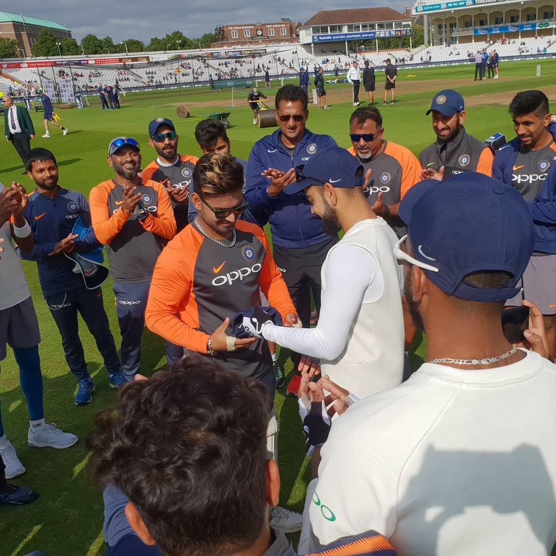 ভারত বনাম ইংল্যান্ডঃ তৃতীয় টেস্টের মধ্যে দিয়ে টেস্ট ক্রিকেটে অভিষেক এই তরুণ ক্রিকেটারের ! 11