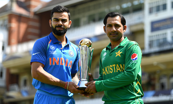India-Pakistan joint XI for the 2019 World Cup