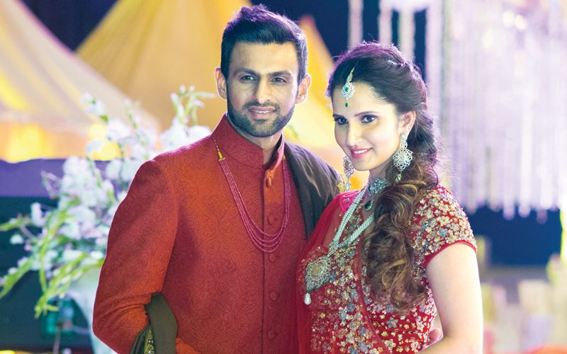 Shoaib-Sania pair told what their childhood nationality would be