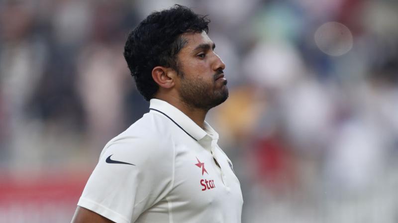 INDvsWI: টেস্ট দল থেকে ছিটকে যাওয়ার আগে করুণ নায়ার দিয়েছিলেন এই বয়ান 2