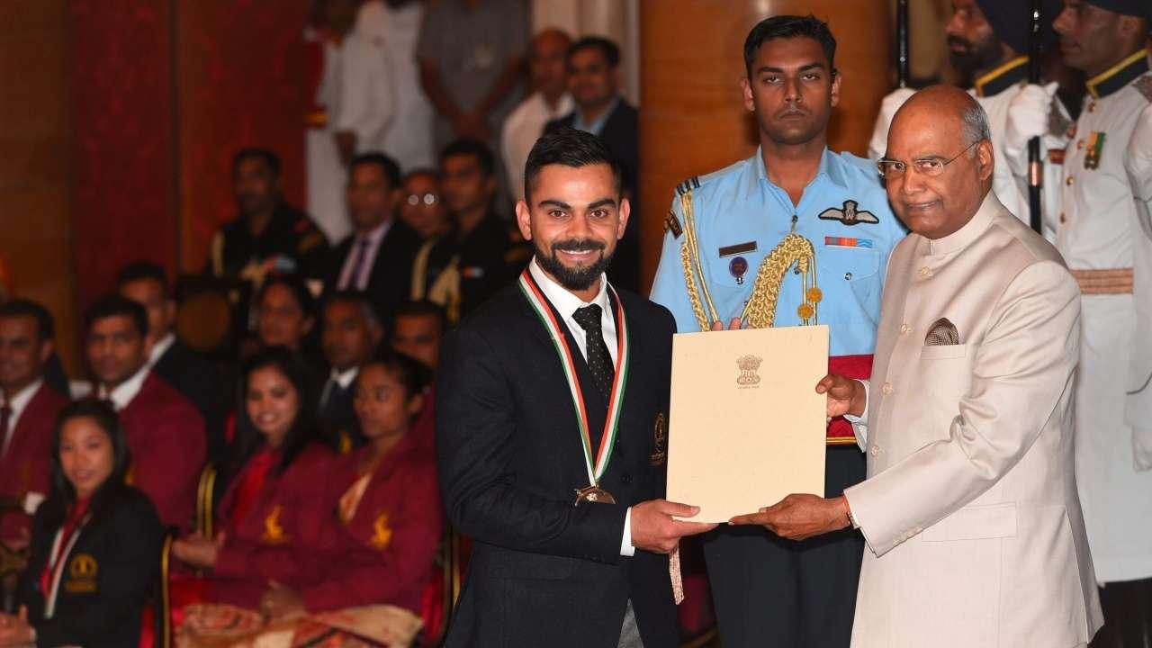 """এই তিন ভারতীয় ক্রিকেটার, যারা """"রাজীব গান্ধী খেল রত্ন"""" পুরস্কার জিতেছেন 4"""
