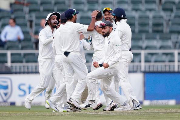 এশিয়ার বাইরে সর্বোচ্চ রান তাড়া করে জিতে নেওয়া ভারতীয় টীমের তিনটি টেস্ট ম্যাচ 9
