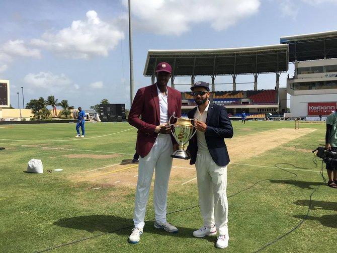 ভারত বনাম ওয়েস্টইন্ডিজ: হায়দ্রাবাদে হতে চলা দ্বিতীয় টেস্টে বদলাবে ওপেনিং জুটি, এই দুই খেলোয়াড় করবেন ইনিংস শুরুয়াত 2
