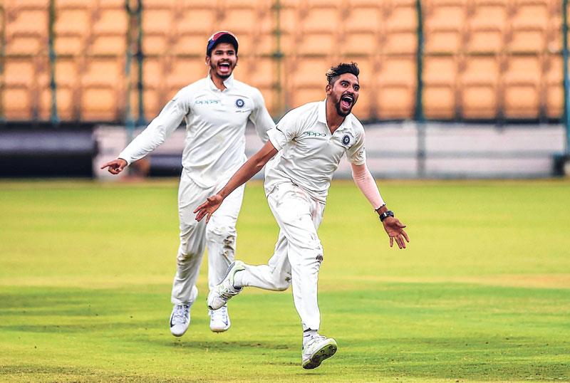 ভারত বনাম ওয়েস্টইন্ডিজ: এই তিন ভারতীয় খেলোয়াড় ওয়েস্টইন্ডিজের বিরুদ্ধে দ্বিতীয় টেস্টে করতে পারে অভিষেক 1