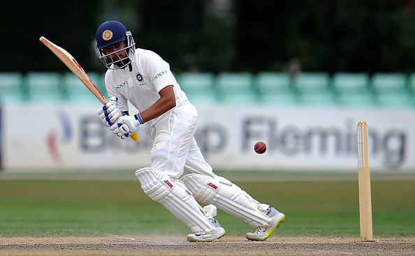 IND vs WI: অভিষেক টেস্টে সেঞ্চুরি হাঁকিয়ে প্রশংসায় ভাসছেন পৃথ্বী শ 1