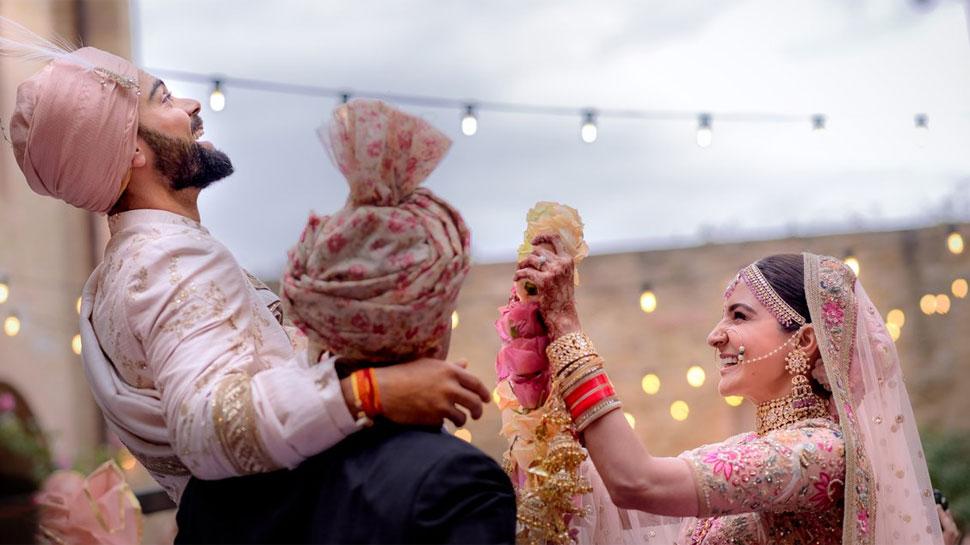 বিরাট-অনুষ্কা ভারতে নয় বরং এই দেশে পালন করবেন বিবাহ বার্ষিকী, জিরোর প্রমোশন থেকে বের করলেন সময়