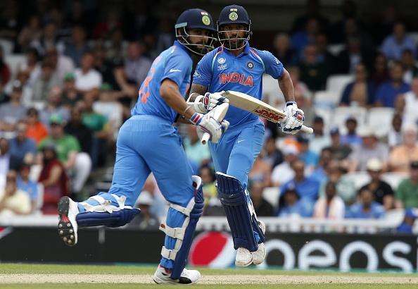 ভারত বনাম অস্ট্রেলিয়া: কোহলির দুর্দান্ত ইনিংসের সৌজন্যে ভারত সময়তা ফেরাল সিরিজে,ধবন ১৮৬ রানের গড়ে করলেন এত রান 3