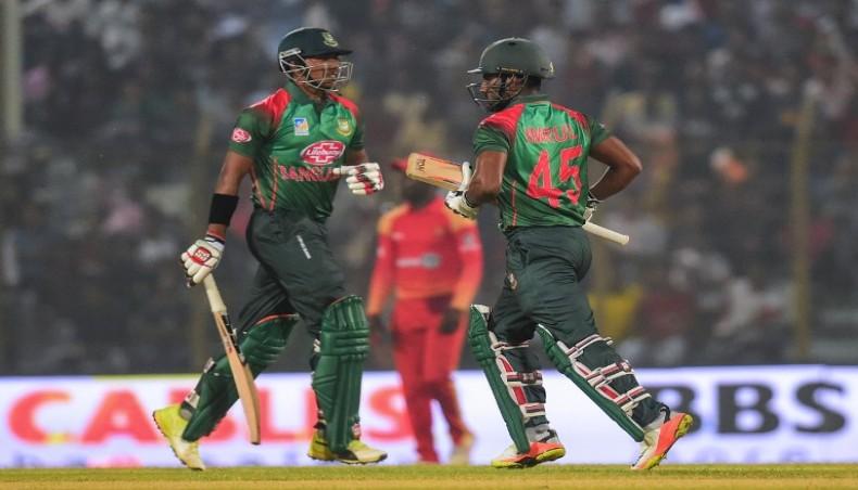 জিম্বাবুয়ের বিপক্ষে টেস্টে সর্বোচ্চ রানের ইনিংস খেলা তিন বাংলাদেশি ব্যাটসম্যান 1