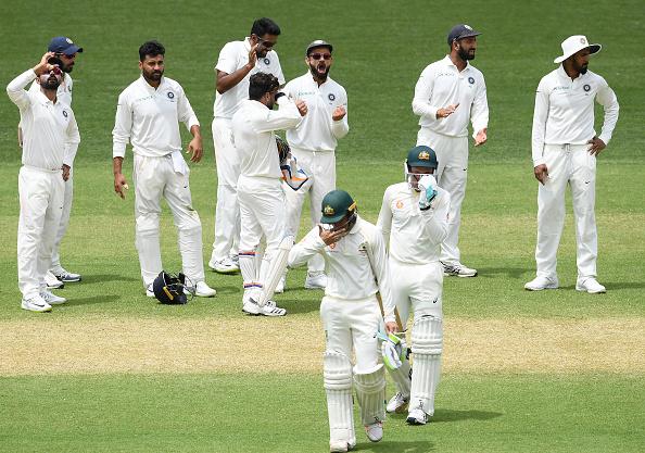 ভারত বনাম অস্ট্রেলিয়া: অ্যাডিলেড টেস্টের দ্বিতীয় দিনের খেলা হল শেষ, ভারতীয় দল শেষ দুটি সেশনে দেখাল কামাল