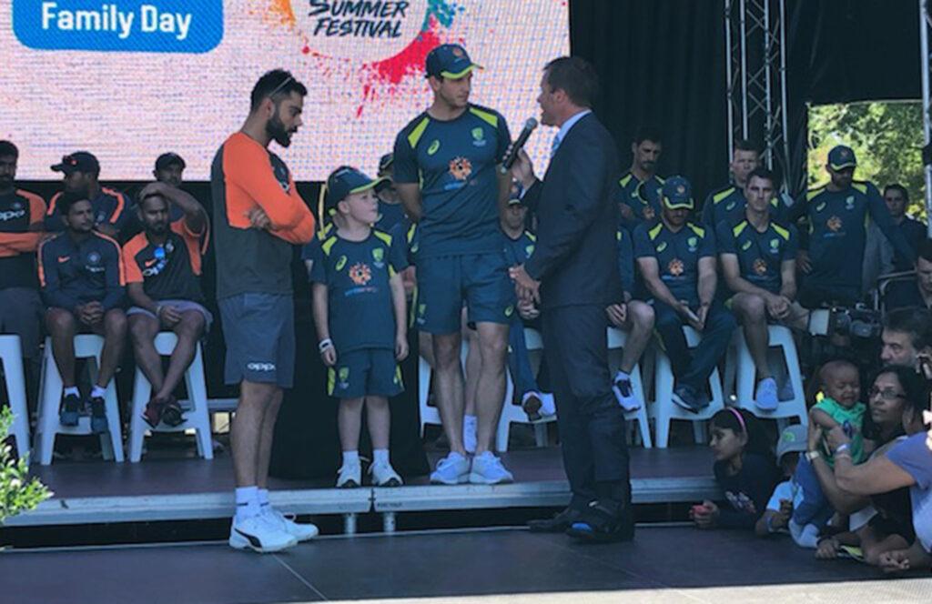 ভিডিয়ো: তৃতীয় টেস্টের জন্য অস্ট্রেলিয়ান দলে শামিল হলেন ৭ বছরের লেগ স্পিনার, অস্ট্রেলিয়া করল সহঅধিনায়ক 1