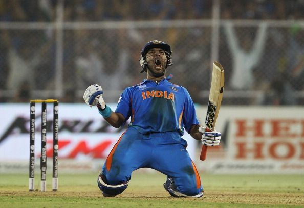 TOP3: এক ওয়ানডেতে চার উইকেটের পাশাপাশি শত রানের ইনিংস খেলা ৩ ভারতীয় ক্রিকেটার 7