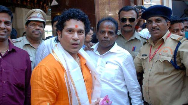 সত্যিই কি ভারতীয় জনতা পার্টিটে শামিল হয়েছেন 'শচীন তেণ্ডুলকর'! জেনে নিন ভাইরাল হওয়া ছবির সত্যতা 2