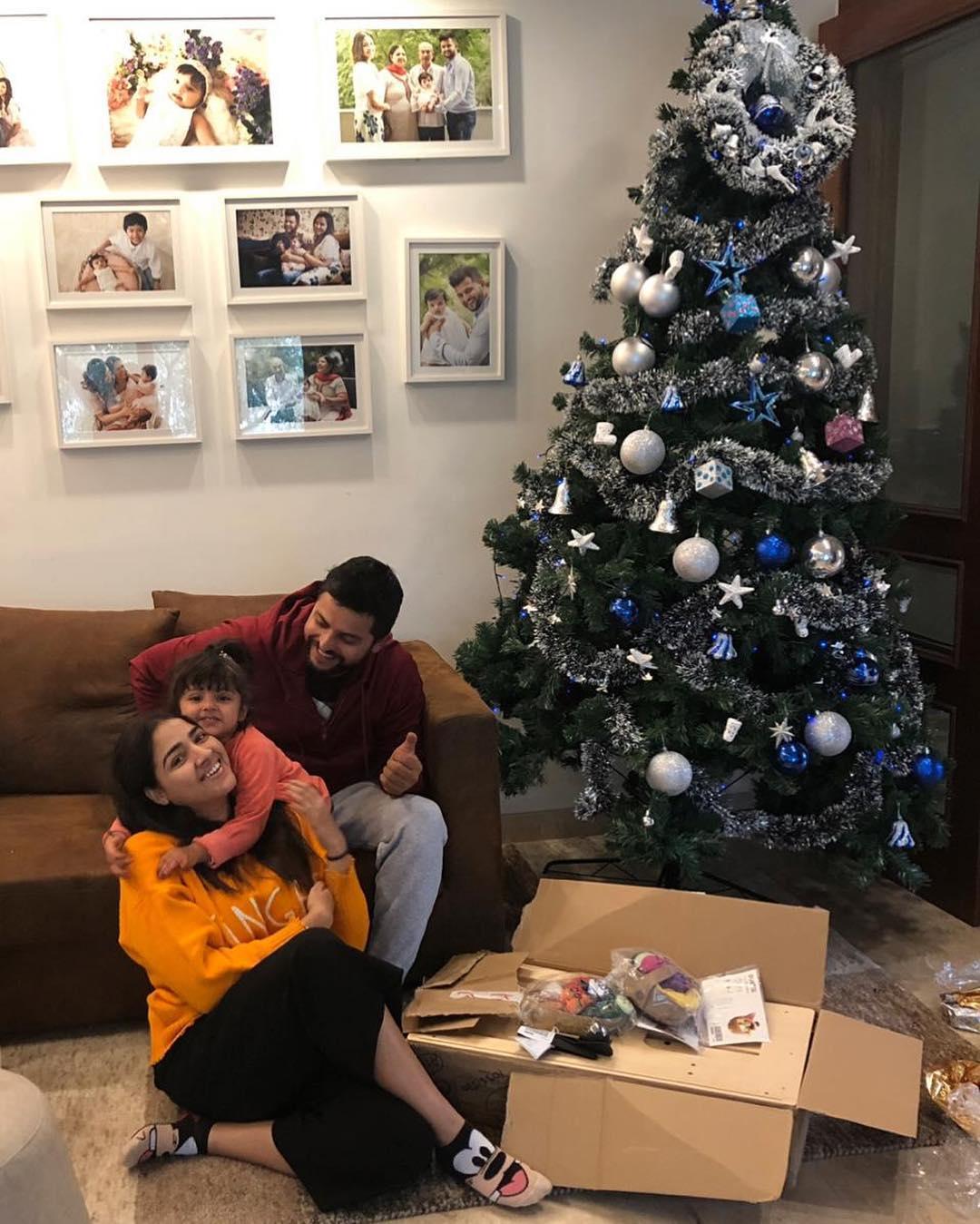 Merry Christmas: সবার সাথে সাথে ক্রিকেট বিশ্বেও পালিত হলো বড়দিন ! কিন্তু কিভাবে , দেখে নিন তার কিছু ছবি 3