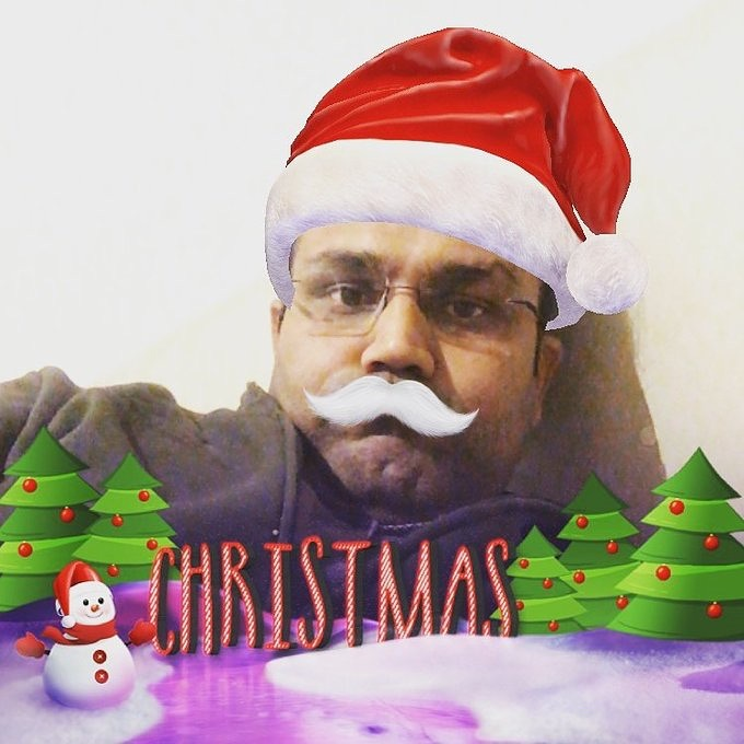 Merry Christmas: সবার সাথে সাথে ক্রিকেট বিশ্বেও পালিত হলো বড়দিন ! কিন্তু কিভাবে , দেখে নিন তার কিছু ছবি 4