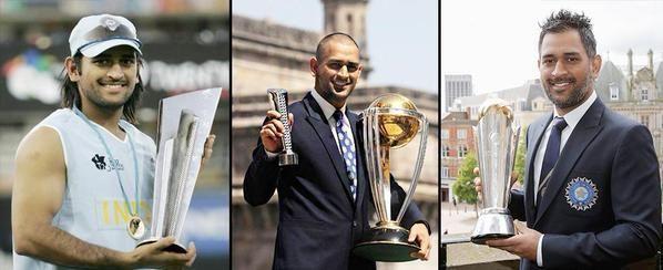 আইসিসির তিনটি ট্রফি জয়ী দলেই ছিলেন এই চারজন ভারতীয় ক্রিকেটার, দেখে নিন 5
