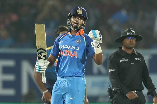 TOP4: টি-২০ ফরম্যাটে 'আনফিট' যে চারজন ভারতীয় ক্রিকেটার, দেখে নিন তার তালিকা 4