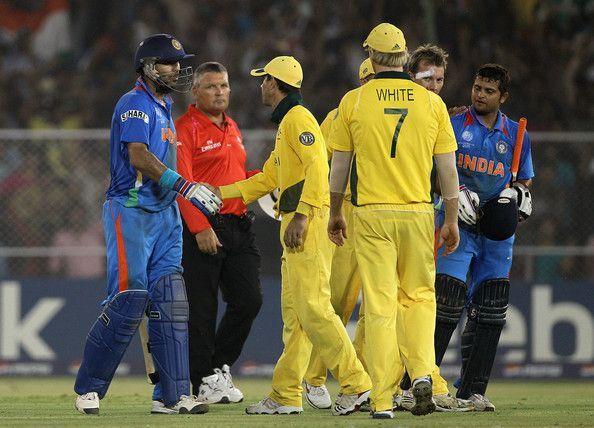 INDvsAUS: একুশ শতকে অস্ট্রেলিয়ার বিপক্ষে ভারতের সেরা ৫টি জয় 5