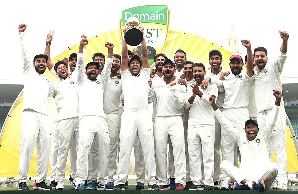 কে কি বললেন: ৭১ বছর পরে অস্ট্রেলিয়ায় টেস্ট সিরিজ জিতে ভারতীয় দল গড়ল ইতিহাস, ভারতের রাষ্ট্রপতি থেকে শুরু করে অনুপম খের পর্যন্ত সকলেই দলকে দিলেন জয়ের শুভেচ্ছা 1
